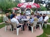 Bolu Milletvekili Coşkunyürek'in Ziyareti