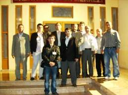 Makedonya-Genç Kalemler'in Ziyareti