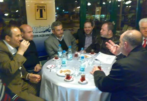 Tekirdağ'da Sevgi Ve Kardeşlik Gecesi